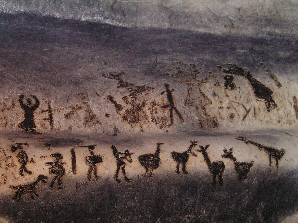 Magura Cave Drawings